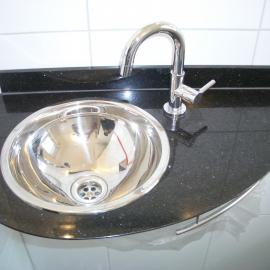 Waschbecken a