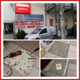 Penny Bodenfliesen Reparaturen