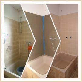Undichten Duschbereich saniert