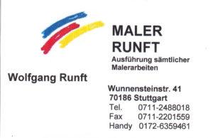 Maler Runft